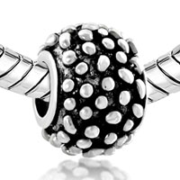 Charms Beads - SMALL THORN BALL GIFT HOLIDAY FIT ALL BRANDS BEADS CHARMS BRACELETS alternate image 1.