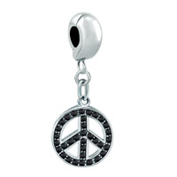 Charms Beads - SILVER TONE CLIP LOCK STOPPER ACCESSORIES FIT ALL BRANDS BRACELETS alternate image 1.