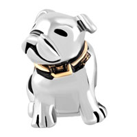 Charms Beads - DOG BEAGLE PET GERMANY BULLDOG FIT ALL BRANDS BEADS CHARMS BRACELETS alternate image 2.