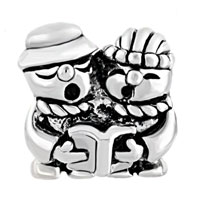 Charms Beads - SILVER JEWELRY LOVELY BABIES CLASSIC EUROPEAN BEAD CHARMS BRACELETS alternate image 2.