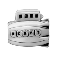 Charms Beads - SILVER PLATED JEWELRY CRUISE SHIP EUROPEAN BEAD CHARMS BRACELETS alternate image 2.