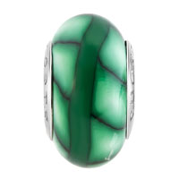 - MAY GREEN IRREGULAR SHAPE POLYMER CLAY alternate image 2.