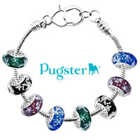 Sterling Silver Jewelry - SAPPHIRE BLUE CHRISTMAS GIFTS SNOWFLAKE 925  STERLING SILVER FITS MURANO GLASS BEADS CHARMS BRACELETS FIT ALL BRANDS alternate image 3.