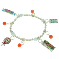 Teens & Kids Jewelry - candy charm bracelet Image.