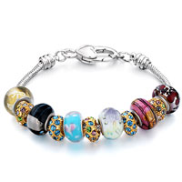 Bracelets - fit murano glass beads charms bracelets all brands Image.