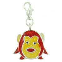 Teens &amp; Kids Jewelry - monkey link charm clasp charm Image.