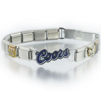 Assorted Coors Light Beer Italian Charm Licensed