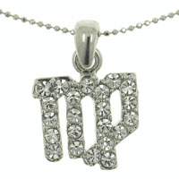 Necklace &amp; Pendants - virgo rhinestone zodiac pendant Image.