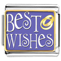 Italian Charms - best wedding wishes charm photo italian charm Image.