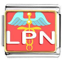 Items from KS - lpn photo italian charm Image.