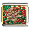 Christmas Tree Cookie And Candy Charm Photo Italian Charm