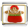 Holiday Cookie Charm Photo Italian Charm