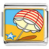 Beach Umbrella Photo Charm Photo Italian Charm