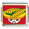 Mexican Corn Charm Photo Italian Charm