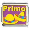 Primo Mexican Hats Charm Photo Italian Charm