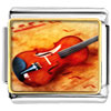 Violin Music Charm Photo Italian Charm