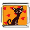 Havana Brown Cat Charm Photo Italian Charm