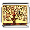 The Tree Of Life Painting Charm