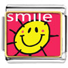 Sunshine Smile Photo Italian Charm