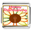 Thanksgiving Day Cute Colorful Turkey Happy Thanksgiving Photo Photo Itali...