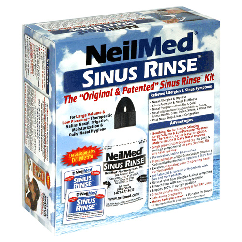 NeilMed Sinus Rinse